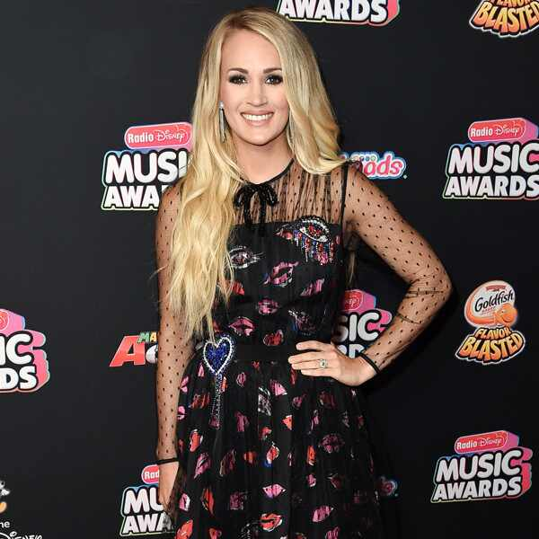 Carrie Underwood, 2018 Radio Disney Music Awards