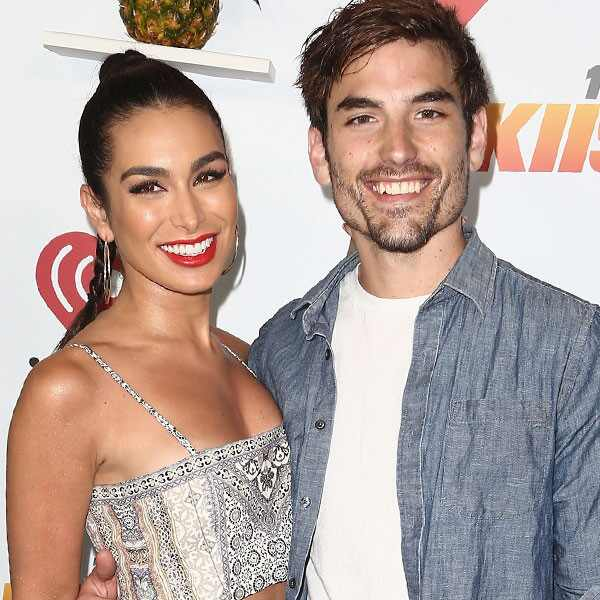 Ashley Iaconetti, Jared Haibon, 2018 iHeartRadio Wango Tango
