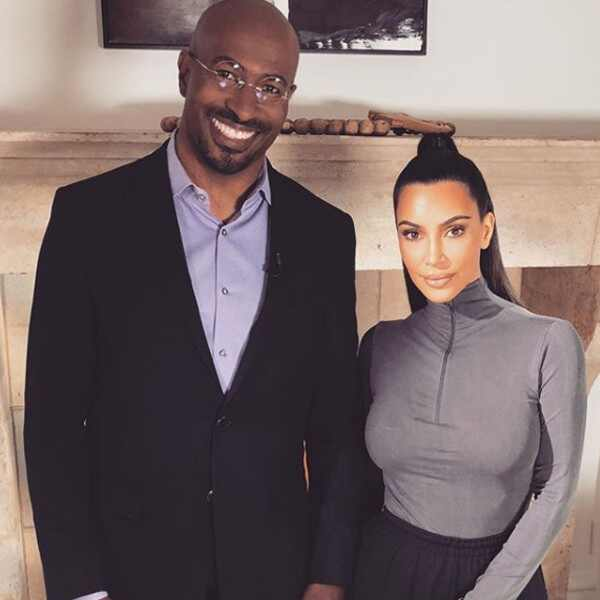 Van Jones, Kim Kardashian