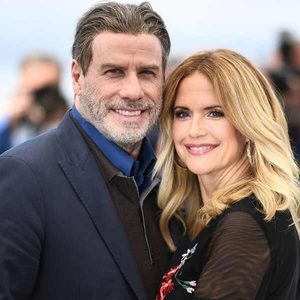 John Travolta, Kelly Preston, Cannes Film Festival 2018, Gotti Photocall