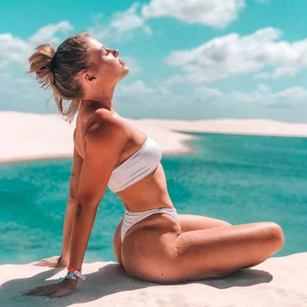 Luísa Sonza, Instagram