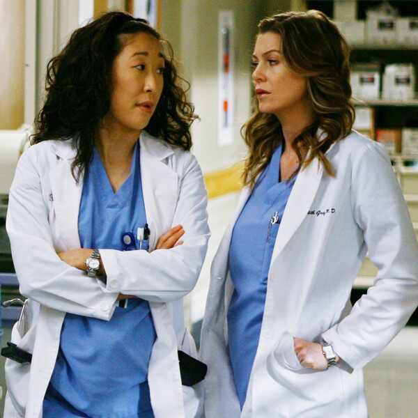 Ellen Pompeo, Sandra Oh, Grey's Anatomy