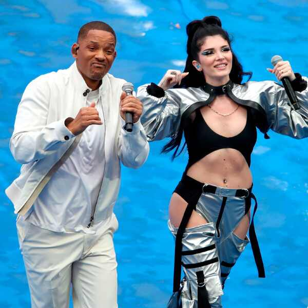 Era Istrefi, Will Smith, Fifa World Cup Final 2018