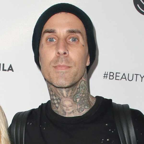 Travis Barker, Alabama Barker, Los Angeles Beautycon