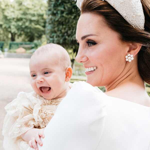 Prince Louis, Kate Middleton, Prince Louis Christening