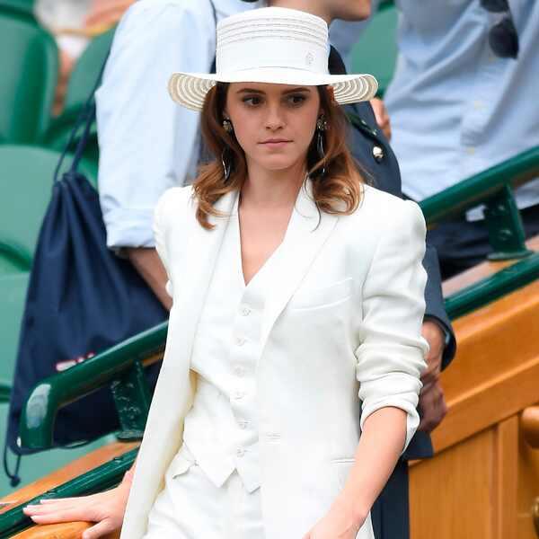 Wimbledon 2018, Emma Watson