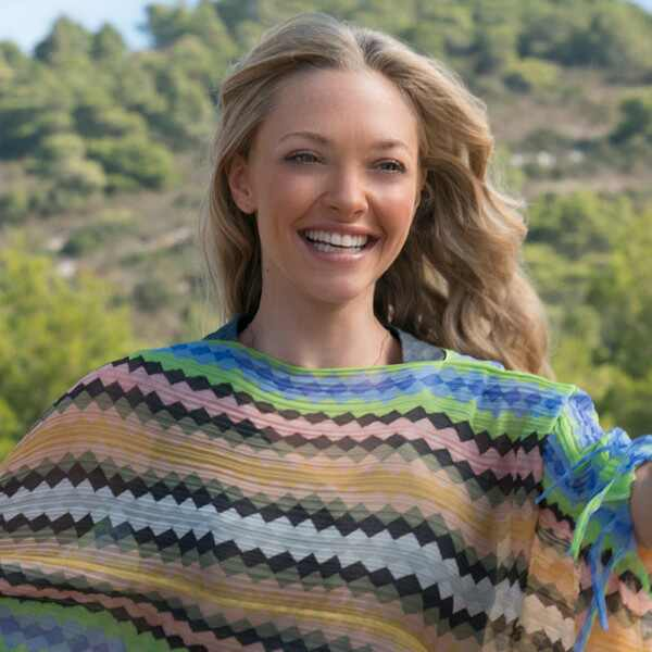 Mamma Mia! Here We Go Again, Amanda Seyfried
