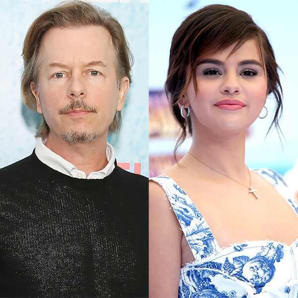 David Spade, Selena Gomez