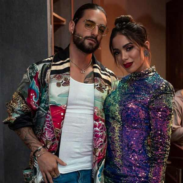 Anitta, Maluma, The Voice