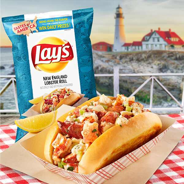 Lay's Chips Flavor Poll