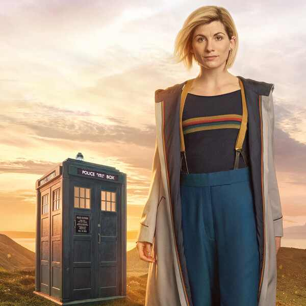 Jodie Whittaker, Doctor Who