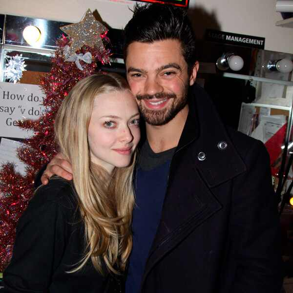 Amanda Seyfried, Dominic Cooper