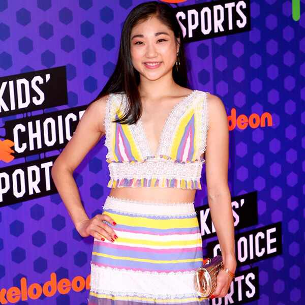Mirai Nagasu, Nickelodeon Kids Choice Sports 2018