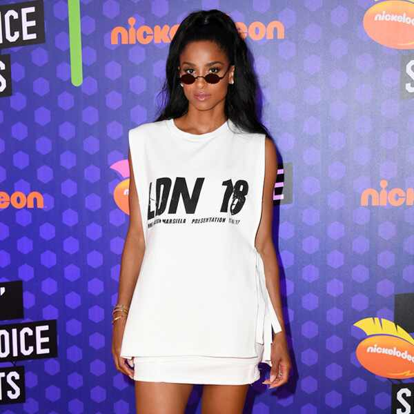 Ciara, Nickelodeon Kids Choice Sports 2018