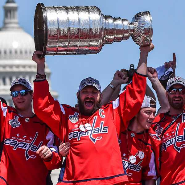 Washington Capitals, Stanley Cup