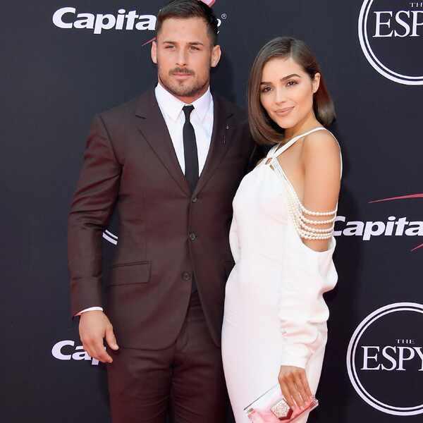 Danny Amendola, Olivia Culpo, 2017 ESPY Awards, ESPYS