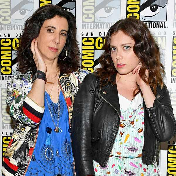 2018 Comic-Con, Aline Brosh McKenna, Rachel Bloom