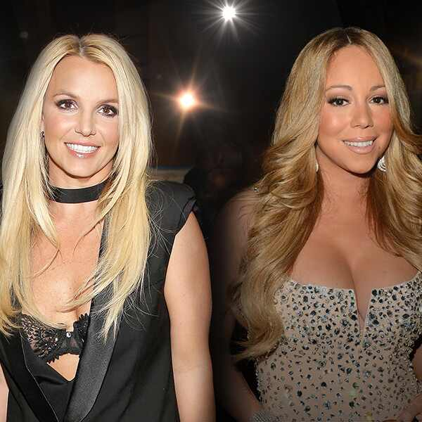 Britney Spears, Mariah Carey, Pop Diva Poll