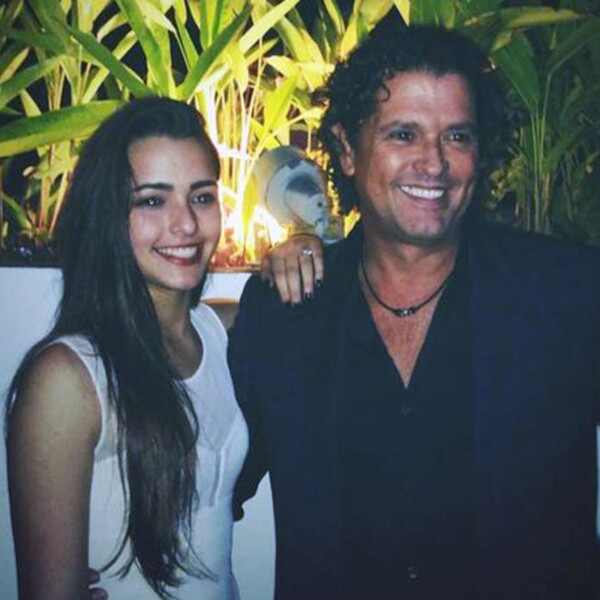 Lucy Vives, Carlos Vives