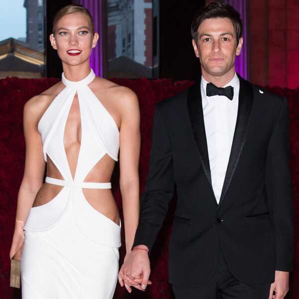 Karlie Kloss, Joshua Kushner, MET Gala 2016, Inside Pics, Exclusive