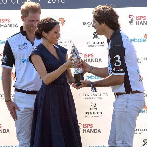 Meghan Markle, Prince Harry, Nacho Figueras