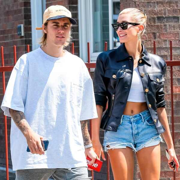 Hailey Baldwin, Justin Bieber