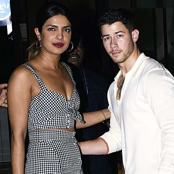 Priyanka Chopra, Nick Jonas
