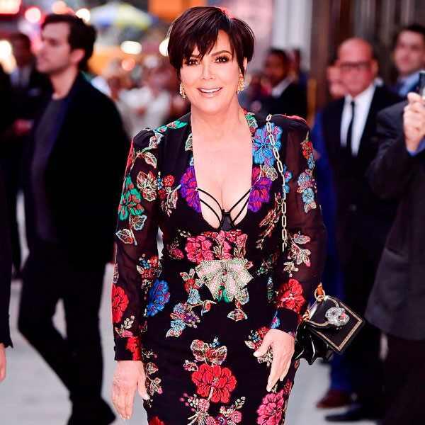ESC: Kris Jenner, Best Looks