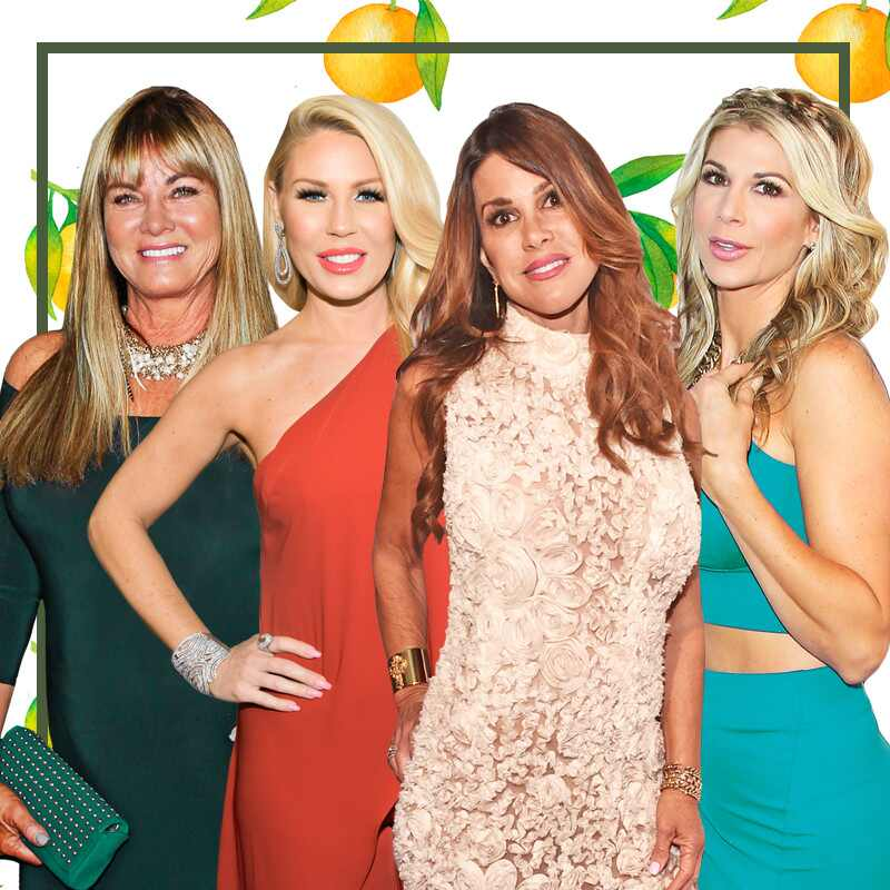 Real Housewives of Orange County, Jeana Keough, Gretchen Rossi, Alexis Bellino, Lynne Curtin