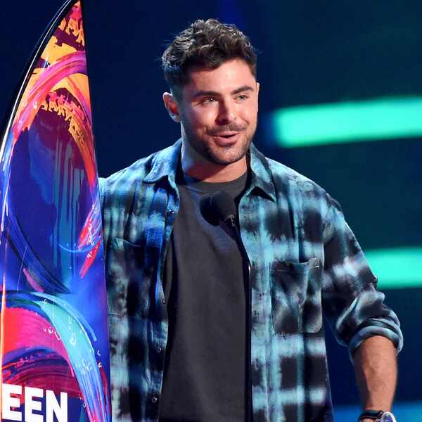 Zac Efron, 2018 Teen Choice Awards, Show, Winners