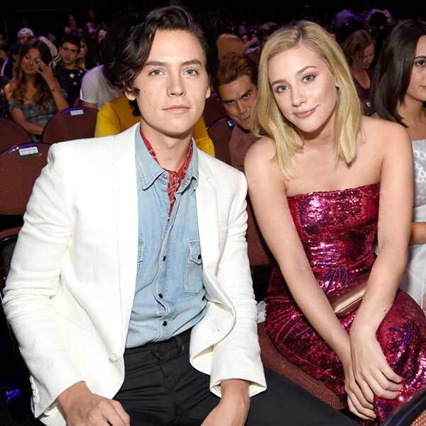 Cole Sprouse, Lili Reinhart, 2018 Teen Choice Awards