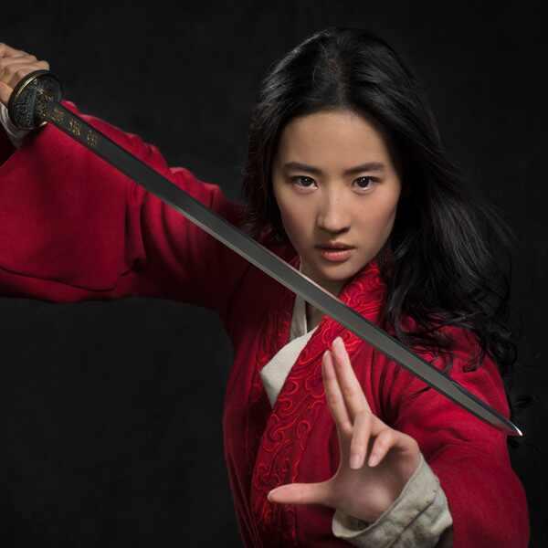 Mulan, Yifei Liu
