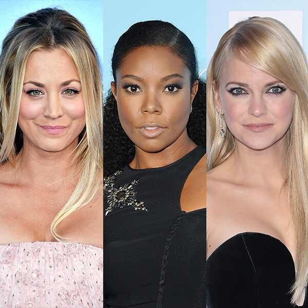 Kaley Cuoco, Gabrielle Union, Anna Faris