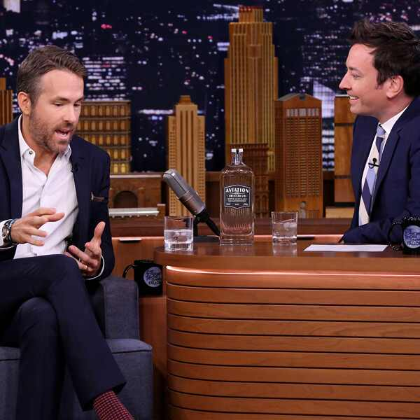 Jimmy Fallon, Ryan Reynolds