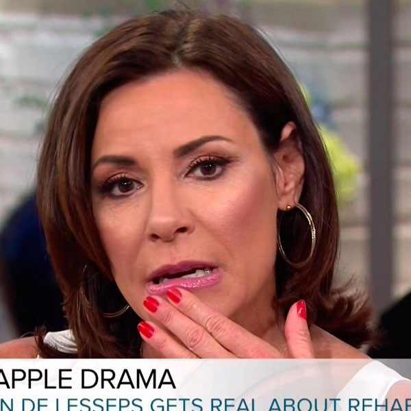Luann de Lesseps, Megyn Kelly Today