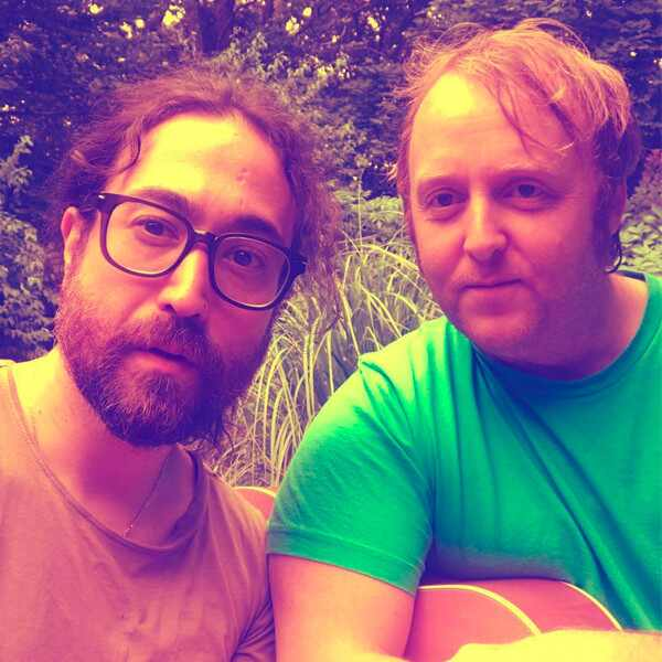 Sean Ono Lennon, James McCartney