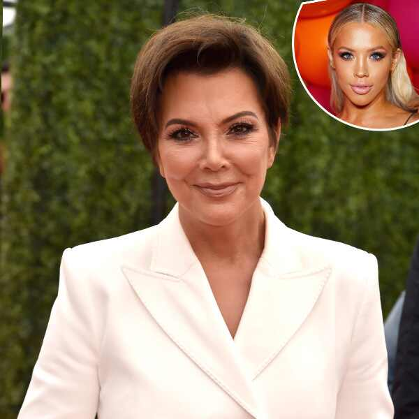 Kris Jenner, Tammy Hembrow