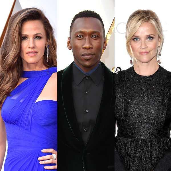 Jennifer Garner, Mahershala Ali, Reese Witherspoon
