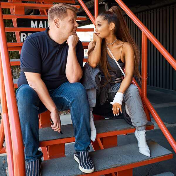 James Corden, Ariana Grande, Carpool Karaoke
