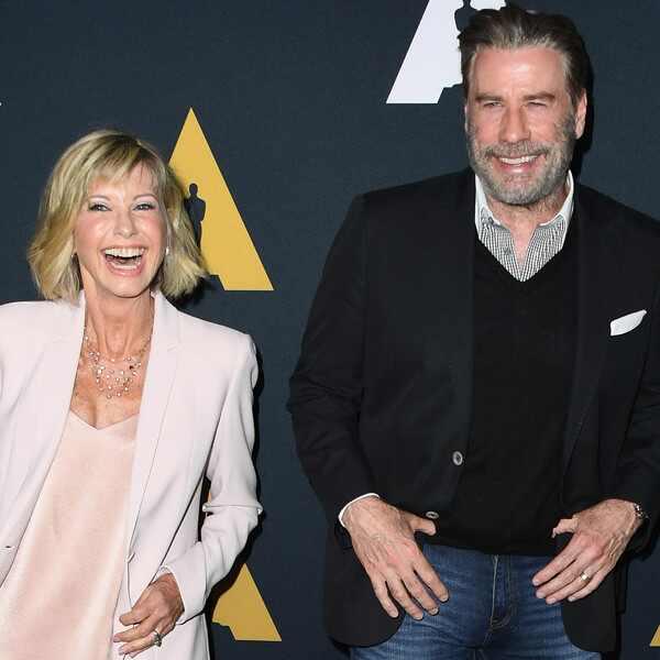 Olivia Newton-John, John Travolta