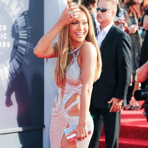 ESC: Jennifer Lopez, VMA's