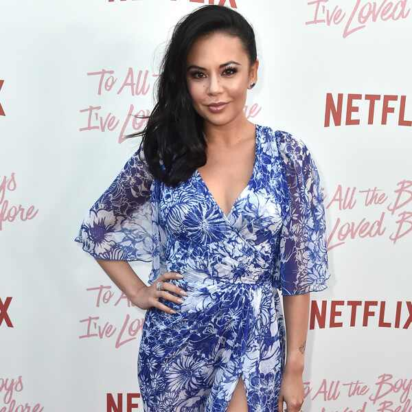 Janel Parrish, To All The Boys I've Loved Before Premiere