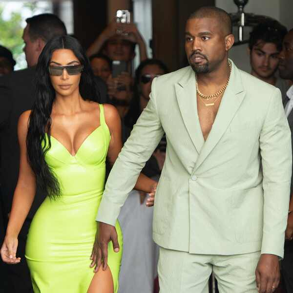Kim Kardashian, Kanye West