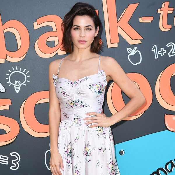 Jenna Dewan, Amazon Back-to-School Prep