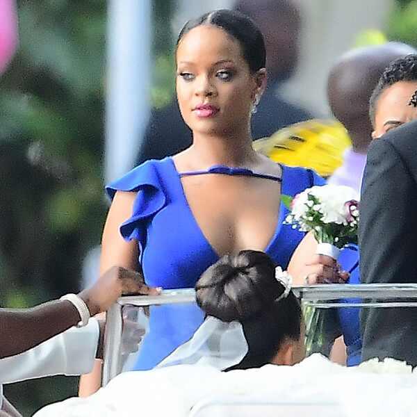 Rihanna, Barbados