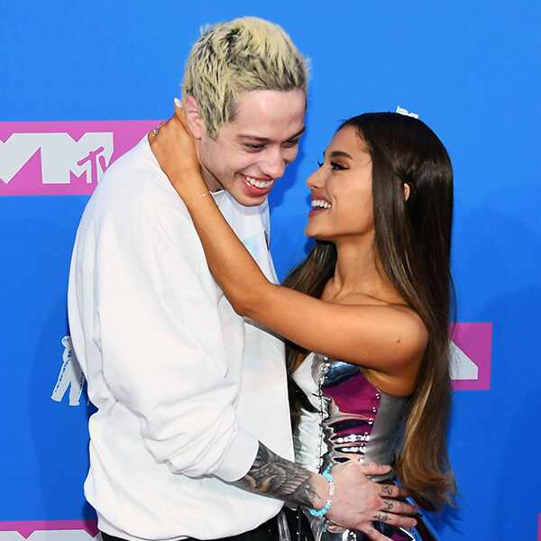 Pete Davidson, Ariana Grande, MTV Video Music Awards, VMAs