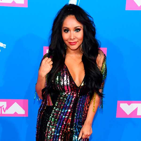 Nicole Polizzi, Snooki, 2018 MTV Video Music Awards, VMAs
