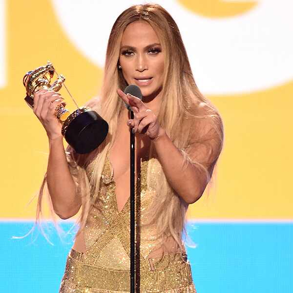 Jennifer Lopez, 2018 MTV Video Music Awards, Show