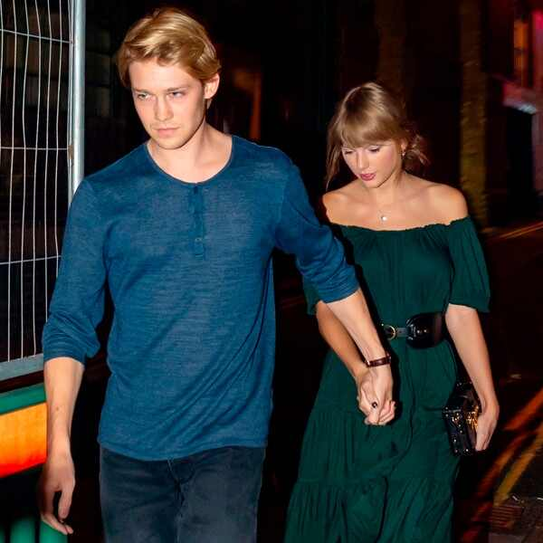 Joe Alwyn, Taylor Swift