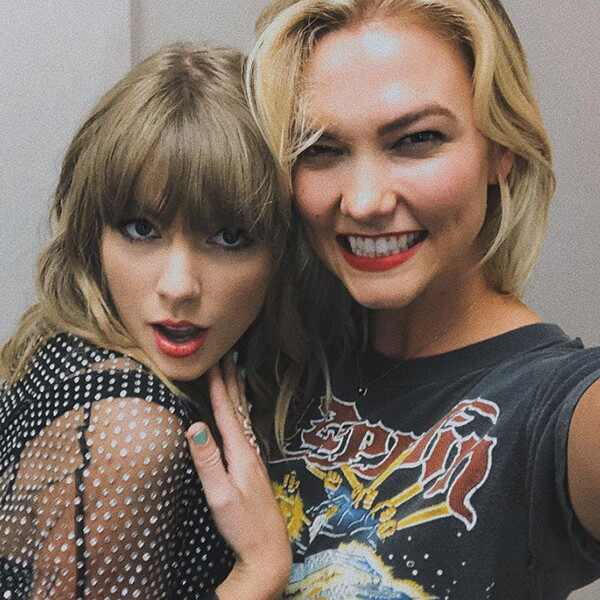 Karlie Kloss, Taylor Swift, Reunion, Concert